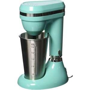 Brentwood Classic Turquoise Milkshake Maker