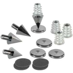 Dayton Audio Speaker Spike Set - 4Pcs