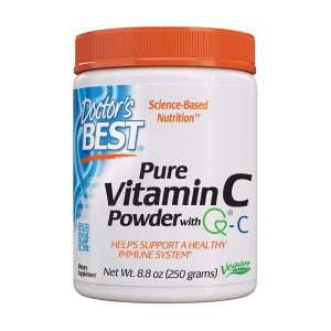 Doctor's Best Quali-C Vitamin C Powder