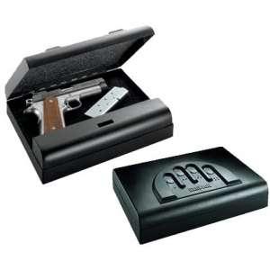 GunVault Minivault Biometric Pistol Safe