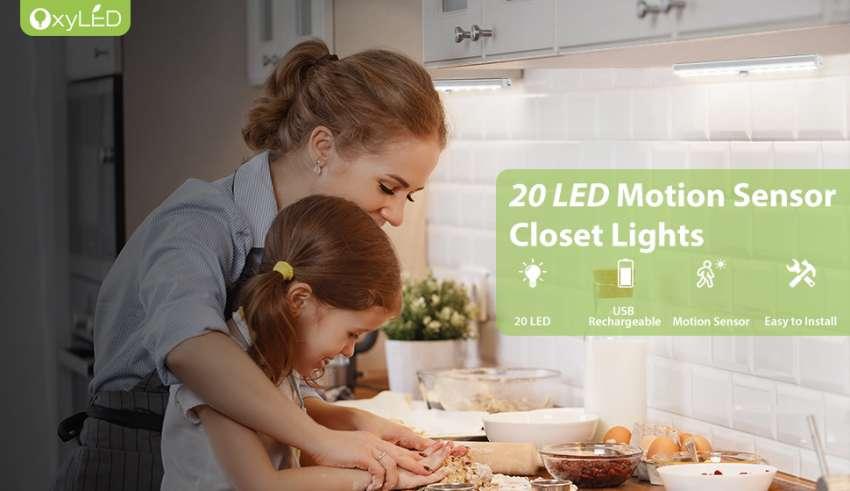 Motion-Sensing Light