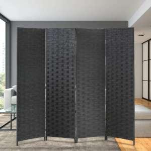 FDW 4 Panel Hanging Room Divider