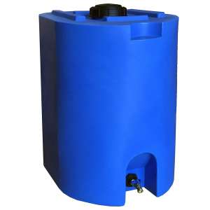 Water Prepared Rain Barrel