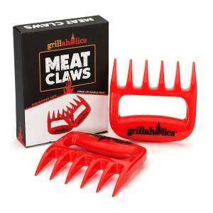 Grillaholics Dish Washer Safe Meat Claws