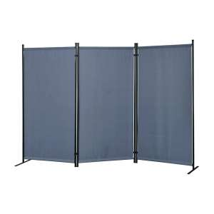 Proman Products 3-Panel Galaxy Hanging Room Divider