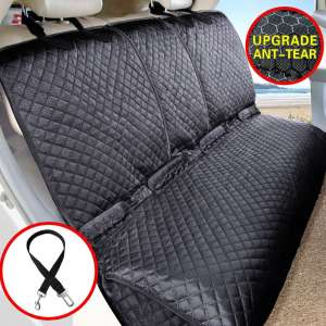 Vailge Dog Car back Bench Seat Cover