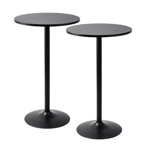 Pearington Santina 2pcs Bar Round Table
