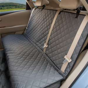ZQ DOG CAR Bench Seat Cover