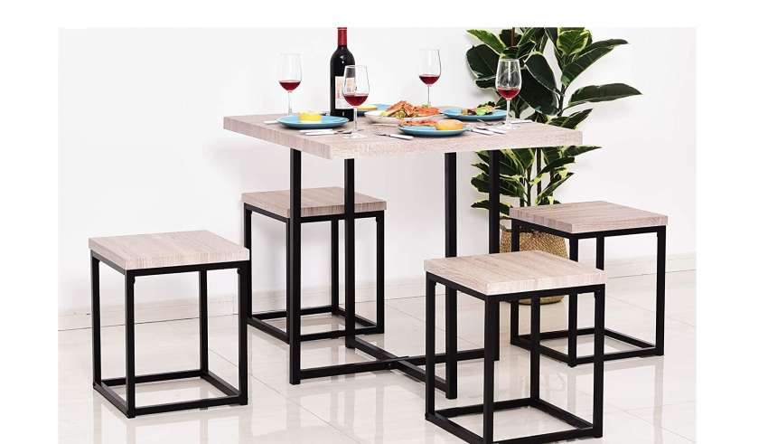 Space Saver Table Set