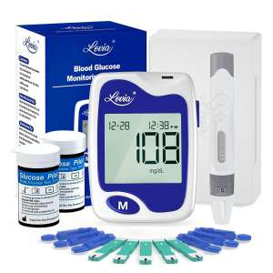 Lovia Blood Glucose Monitor Kit