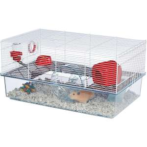 Midwest Critterville Large Hamster Cage, White