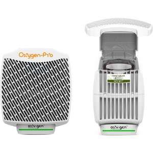 Oxy-Gen Powered Oxygen-Pro-Natural Commercial Air Freshener Dispenser