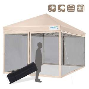 Quictent Instant Set Screen House Tent