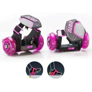 Yvolution Neon Street Heel Wheels – For Kids Over 6 Years