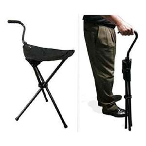 The Stadium Chair Company Portable Folding Cane Seat