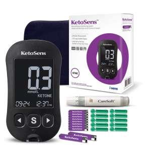 KetoSens Blood Ketone Monitoring Starter Kit Ideal for Keto Diet