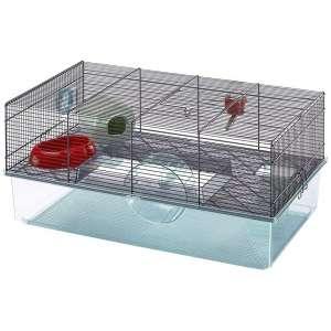Ferplast Large Hamster Cage, Exercise Wheel