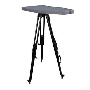 MTM HLST Case-Gard High-Low Shooting Table