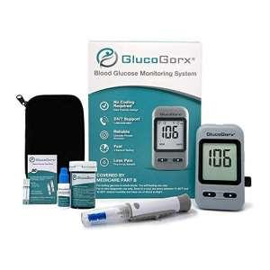 GlucoGorx Diabetes Testing Kit