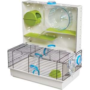 Midwest Arcade Critterville Hamster Cage