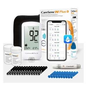 CareSens Bluetooth Blood Diabetes Monitoring Kit