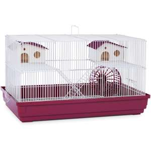 Prevue Hendryx Deluxe Gerbil and Hamster Cage