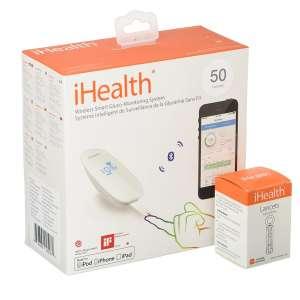 IHealth Smart Blood Wireless Glucose Diabetes Testing Kit