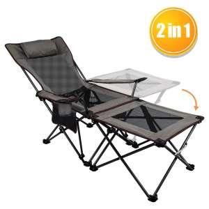 XGEAR Comfortable Fishing Chair