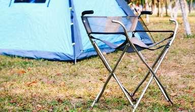 Folding Cane Seat