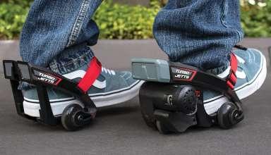 Heel Wheels