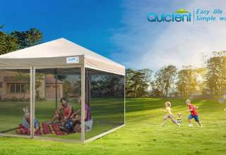 Screen House Pop-up Tent
