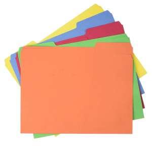 AmazonBasics File Folders