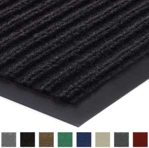 Gorilla Grip Low Profile Rubber Door Mat 60 x 36 Inches