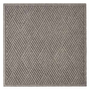 Hudson Exchange Fashion Diamond Floor Mat