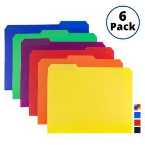 Dunwell Colored File Folder