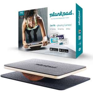 Plankpad Balance Board and Bodyweight Fitness Trainer