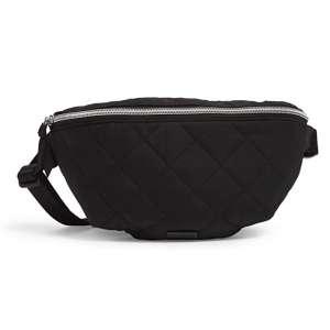 Vera Bradley Twill Convertible Crossbody Belt Bag