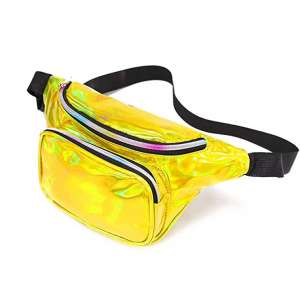 Cambond Holographic Fanny Pack for Man and Women