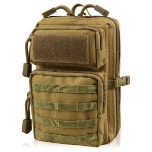 AMYIPO MOLLE Pouch Compact Multi-Purpose Tactical Waist Bags