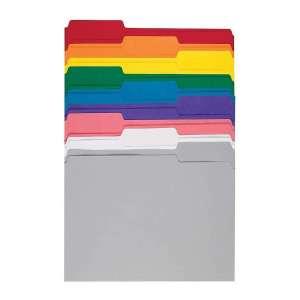 STAPLES Color File Folders