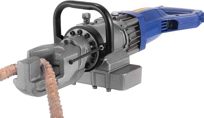 Electric Rebar Bender