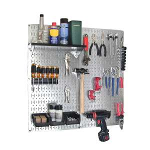 Wall Control 30-WGL-200GVB Tool Organizer