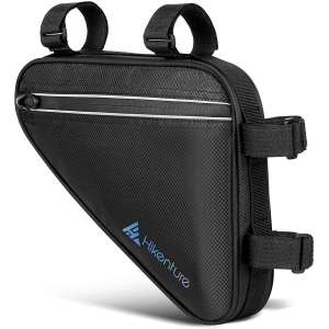 Hikenture MTB and Road Bike Storage Bag Bicycle Accessories Pack Pouch, 1.5L Capacity