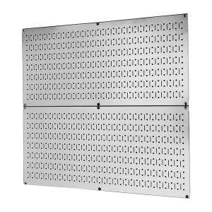 Wall Control 32-Inch Garage Pegboard Rack
