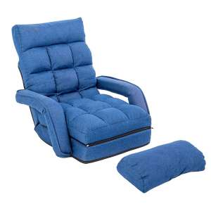 WAYTRIM Indoor Chaise Lounge Sofa Gaming Floor Chair