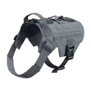 EXCELLENT ELITE SPANKER No-Pull Tactical Dog Harness