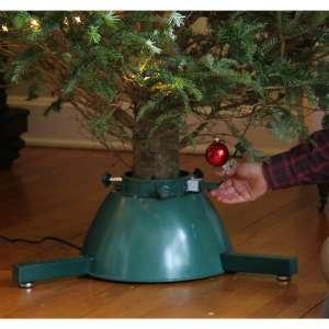 Elf Logic Rotating Christmas Tree Stand