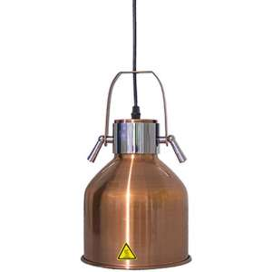 JIAWANSHUN 175mm Food Heating Pendant Lamp
