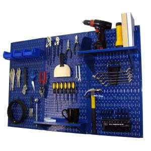 Wall Control 4ft Pegboard Organizer Kit