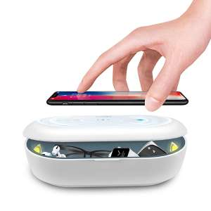 Cahot Portable UV Light Sanitizer Box